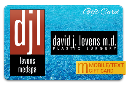 David Levens Plastic Surgery M-Gift Card
